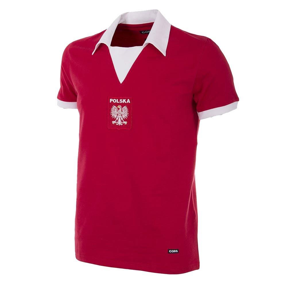 Copa 1970's Polen Retro Trikot