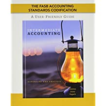 The FASB Accounting Standards Codification: A User-Friendly Guide for Wahlen/Jones/Pagach's Intermediate Accounting Reporting Analysis