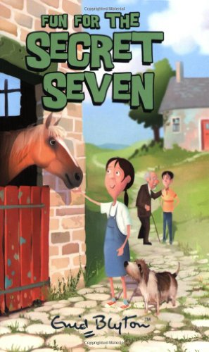 Book cover for Fun for the Secret Seven