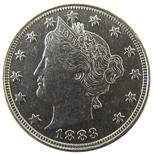 1883 Liberty Head V Nickel Nickel Uncirculated