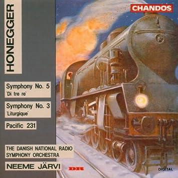 Symphonies 3 & 5 / Pacific 231