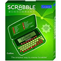 SCF-328AEN Deluxe Electronic Scrabble Dictionary Quick and easy access to the most recent database of over 276, 000 Scrabble authorised words, with spellcheck and definition function