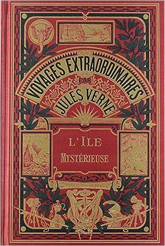 Amazon Fr L Ile Mysterieuse Tome 2 Ferat Jules Verne