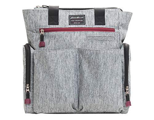Eddie Bauer Sport Tote Diaper Bag, Grey