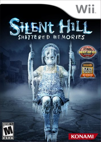 - Silent Hill: Shattered Memories