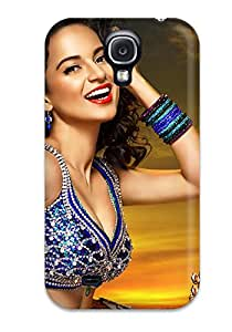 Awesome Kangna Ranaut In Rajjo Flip Case With Fashion Design For Galaxy S4