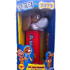 PEZ for Pets -Beagle - Dog Treat Dispencer