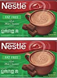 nestles hot chocolate fat free - Nestle Hot Cocoa Mix Carbselect Fat Free with Calcium (2 Boxes-16 ct) 0.28 oz packets (8g)