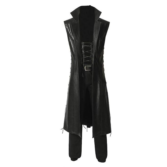 Amazon.com: CosplayDiy Traje para hombre para disfraz de ...