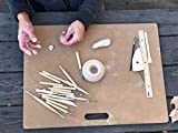 Penguin Pottery - Portable Clay Wedging Board