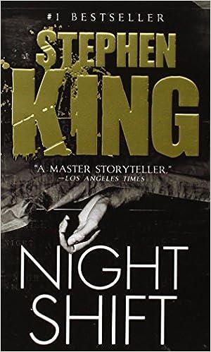 Night Shift: Stephen King: 9780307743640: Amazon.com: Books