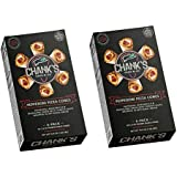 Chank's Snacks, Pepperoni Pizza Cone - 12 CT (Two 6-Packs)