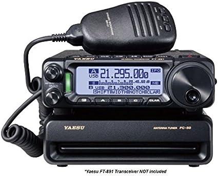 Yaesu Fc 50 Automatic Antenna Tuner Sport Freizeit