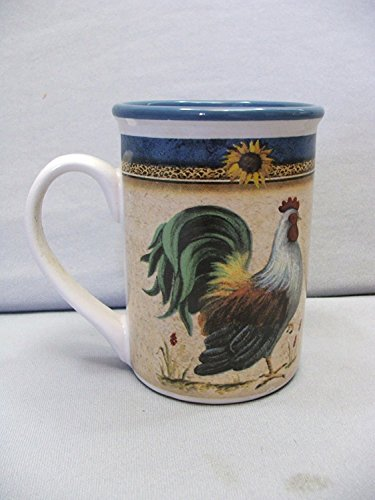 Country Blue Mug - 5