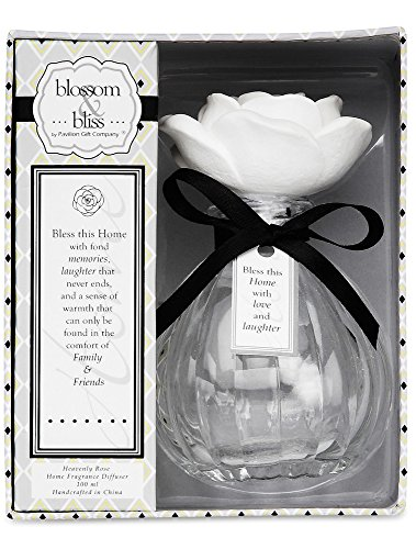 Pavilion Gift Blossom and Bliss Scented Bottle Diffuser, ...