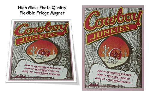 - Cowboy Junkies Concert Poster 3