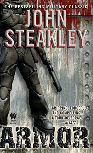 Book: Armor by John Steakley