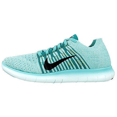 Chaussures Free Flyknit hyper volt Compétition black Rn Turquoise Running teal De Nike Femme Turquoise FtdgqpnwxF