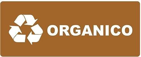 3000 placa targhe Cartel Adhesivo Pegatinas reciclaje ...