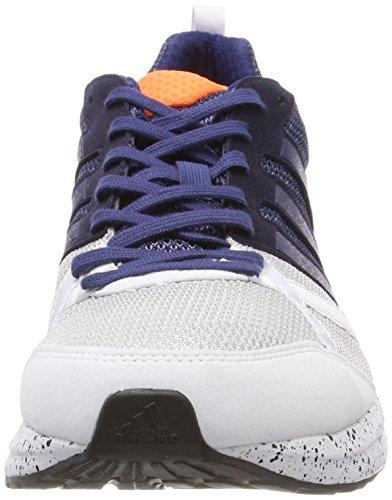 Adidas Adizero Tempo Maschile 9 Trail Running Shoes Bianco (ftwbla / Indnob / Negbas 000)