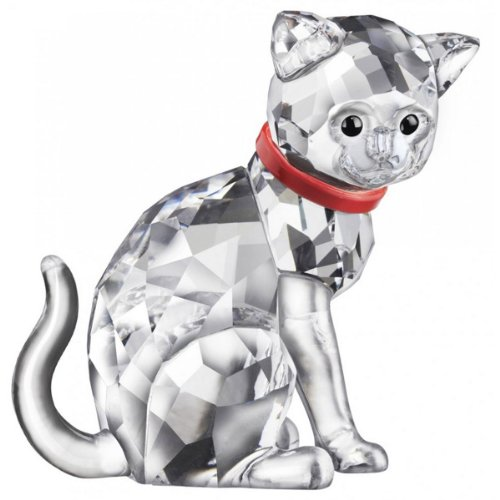 Swarovski Cat Figurine, Mother