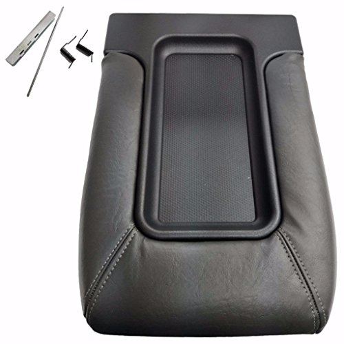 03 chevy tahoe center console - 7
