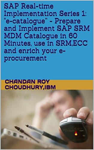 SAP Real time Implementation e procurement Implementations