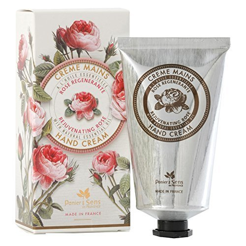 Panier Sens Hand Cream Rose product image