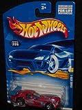 #2001-206 Panoz GTR-1 Collectible Collector Car Mattel Hot Wheels 1:64 Scale
