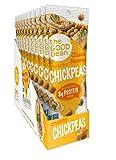 The Good Bean Chickpea Snacks Grab & Go, Classic
