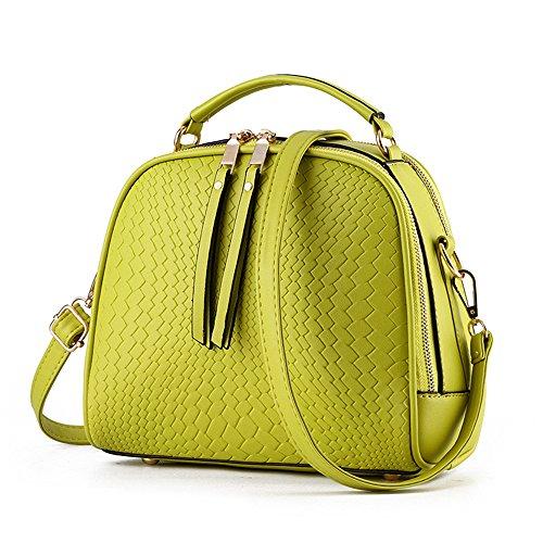 Single Handbag Shoulder Single Leisure Blue Green Shoulder Fashion Navy Ladies xnCnwgqfR