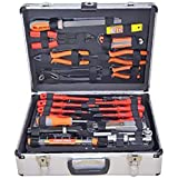 Pro-tech 108 Piece Tool Set With Aluminium Tool Box - Ptls108