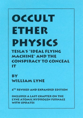 OCCULT ETHER PHYSICS: Tesla's Ideal Flying Machine and the Conspiracy to Conceal It