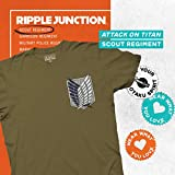 Ripple Junction Attack on Titan Survey Corps Adult