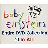 Baby Einstein 10 DVD Collection Box Set