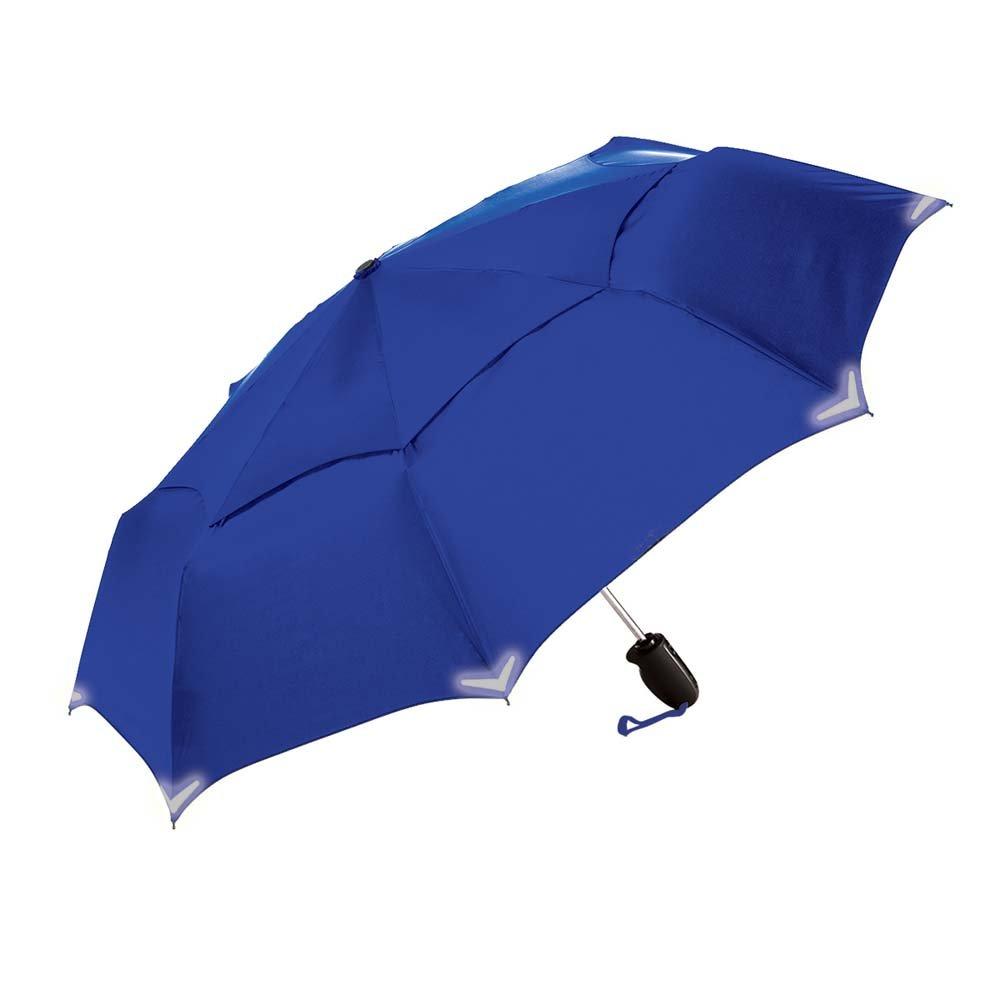 Shed雨ウォークセーフVented Auto Open Umbrella B06XXPPT7P ロイヤルブルー