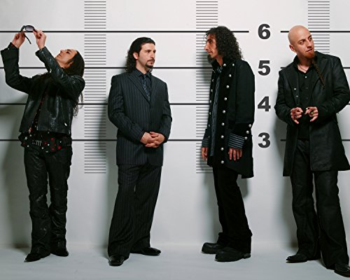 System Of A Down American Rock Band Wall Art Room Decor 16x20 Inches (Rock System)