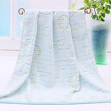 clg-fly toallas toallas de baño de hilo de algodón twistless color par toalla de baño: Amazon.es: Hogar