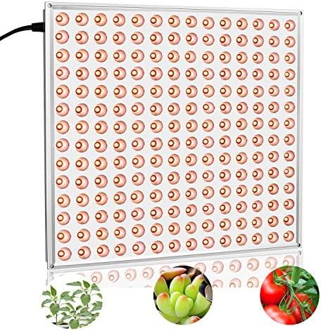 LED Grow Light 100W Indoor Growing Lamp Full Spectrum, Commercial Planting,for Hydroponics Greenhouse Veg Seed Flower Fruit UP Day Day