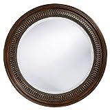 Cheap Howard Elliott 2172 Monmouth Mirror, Antique Brown