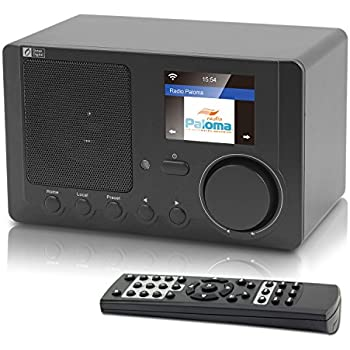 ocean digital internet radio wr 210cb wi fi. Black Bedroom Furniture Sets. Home Design Ideas