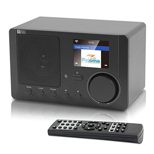 Ocean Digital Internet Radio Wr-210Cb Wifi Bluetooth