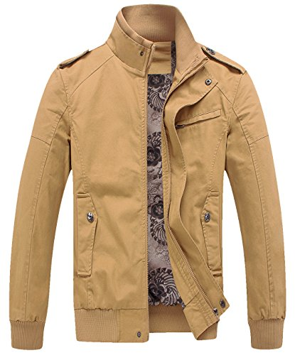 Casual Cotton Jackets - 9