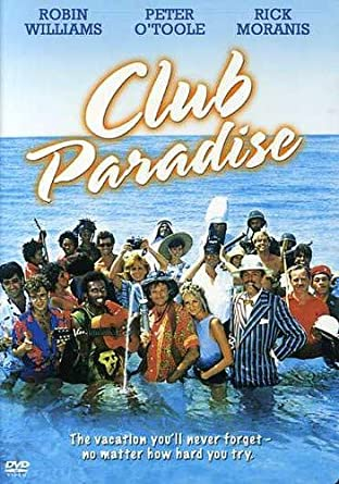 Amazon.com: Club Paradise (1986): Robin Williams, Peter O'Toole ...