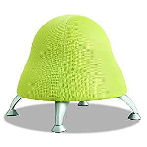 Safco Products 4755GS Runtz Ball Chair, Sour Apple