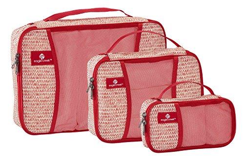 Eagle Creek Pack-It Cube Set, Repeak Red