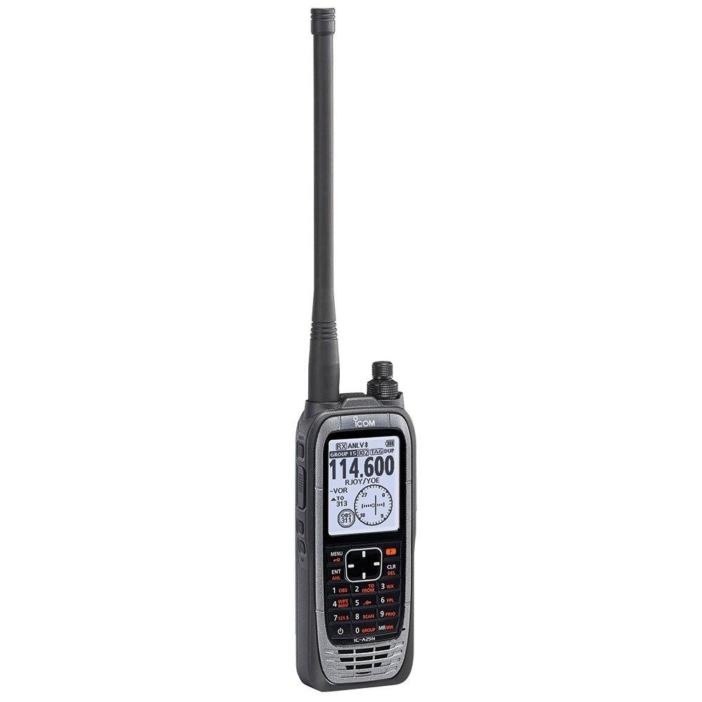 Icom IC-A25N VHF Airband Transceiver (NAV & COM channels) by Icom (Image #2)