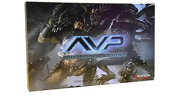 Alien vs. Predator The Hunt Begins Game by Ninja Division ...