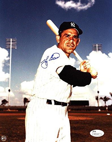 Yogi Berra Signed Auto Autograph