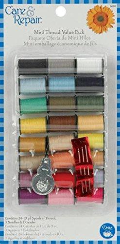 Dritz Thread, Mini, Value Pack